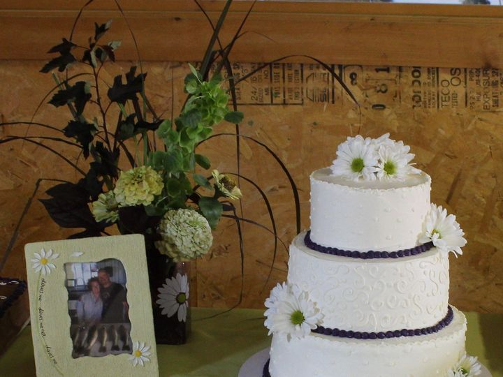 Tmx 1414725504663 022 2 Spirit Lake wedding cake