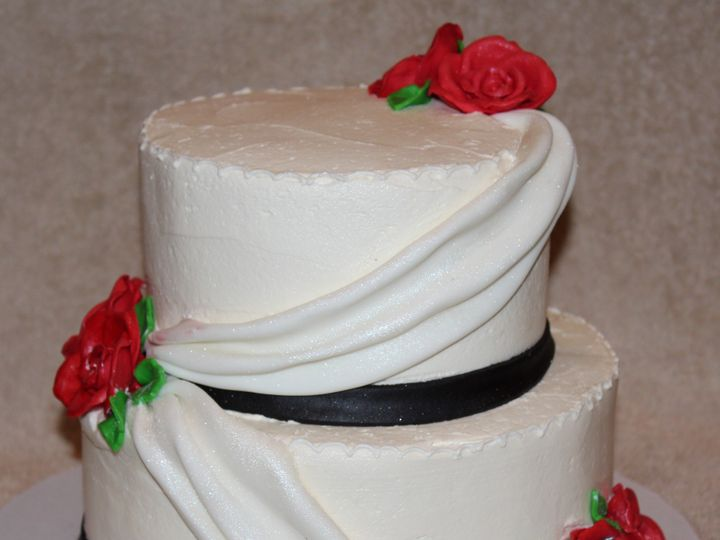 Tmx 1414762194588 006 Spirit Lake wedding cake