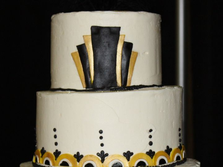Tmx 1414763410302 005 Spirit Lake wedding cake