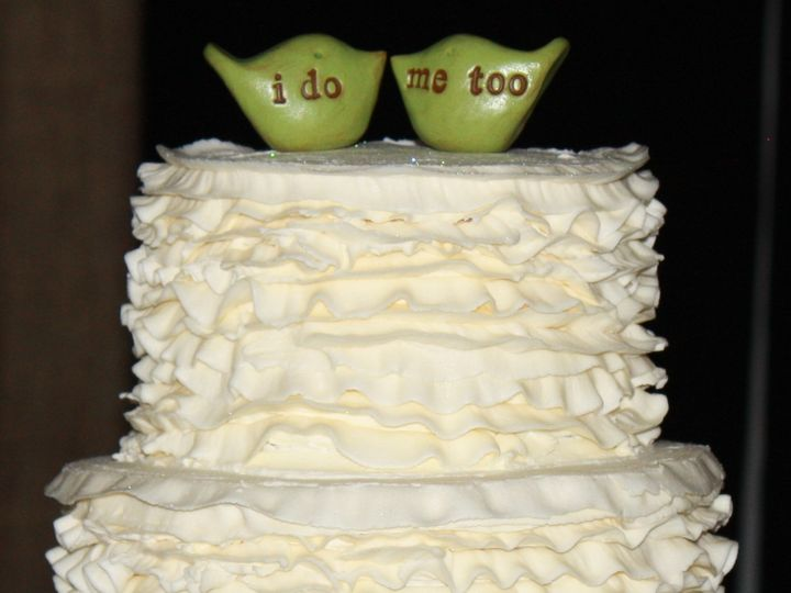 Tmx 1414764032870 012 Spirit Lake wedding cake
