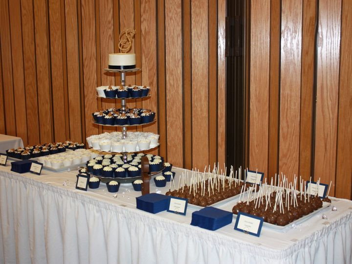 Tmx 1414766852750 290 Spirit Lake wedding cake
