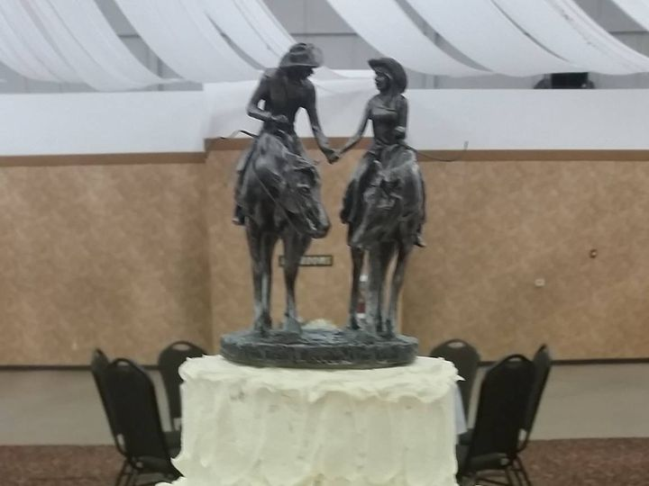 Tmx 1414767429063 107001328293622637504881970424074000079610o Spirit Lake wedding cake