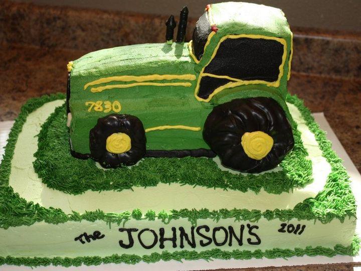 Tmx 1414769338645 301932277785645574822586700001n Spirit Lake wedding cake
