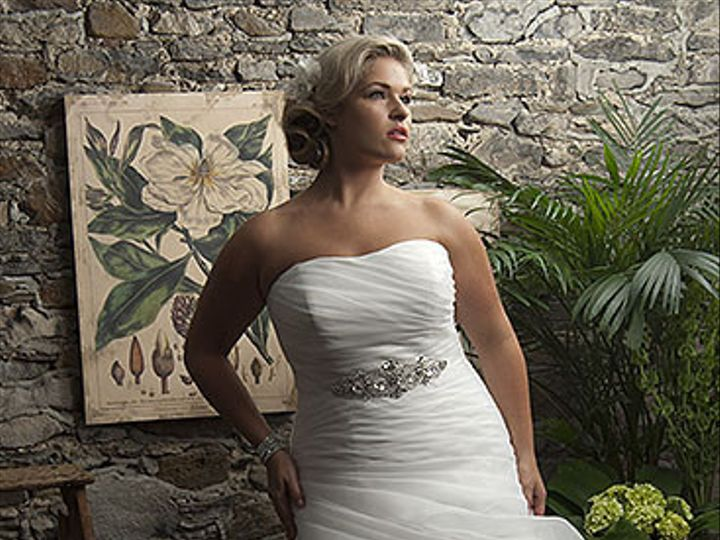Tmx 1404590492185 4198 Callista Burlington wedding dress