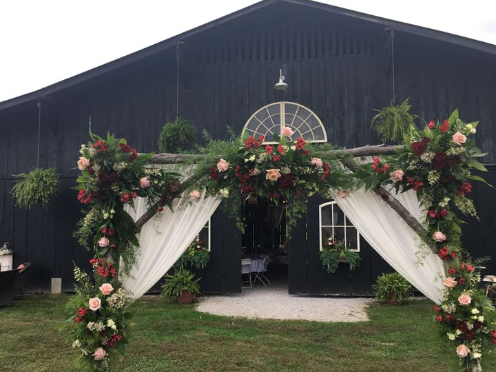 Wedding Arch for Nuptials