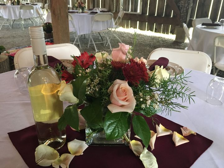 Table Top Arrangements