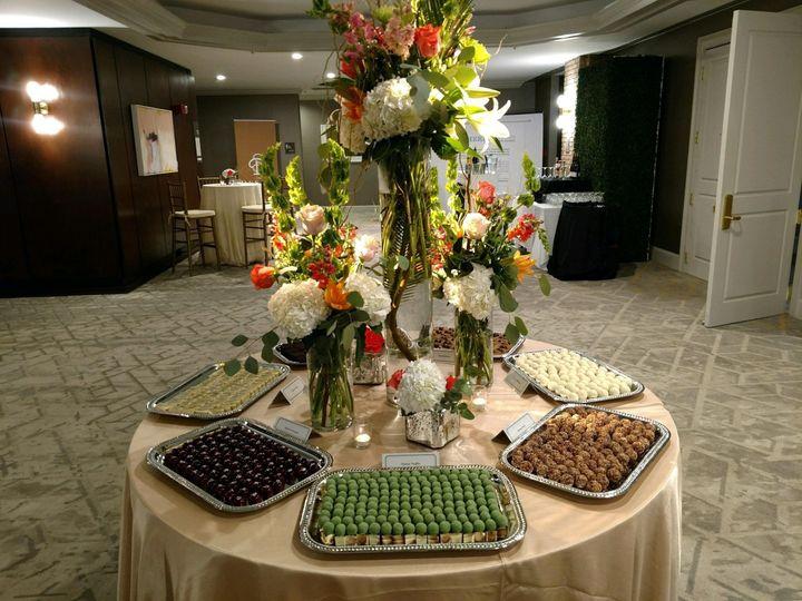 Adam turoni chocolate display