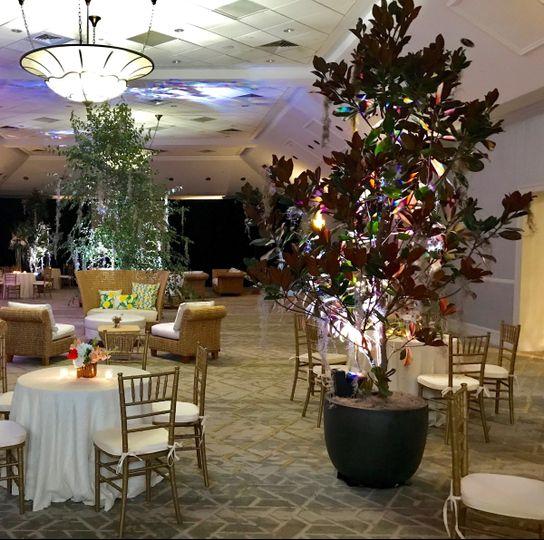 Madison ballroom secret garden