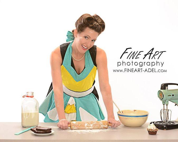 daisy apron shanna