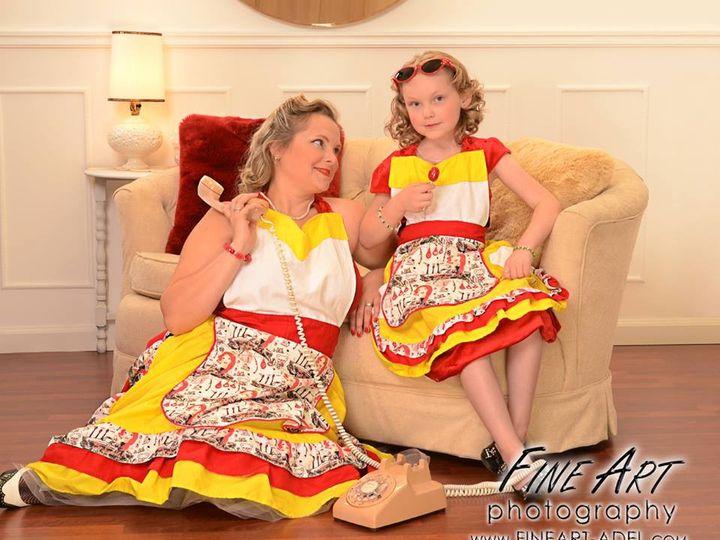 Tmx 1425669940471 Watermelon Whimsy Apron Sandra Bee Mother Dtr Des Moines wedding favor