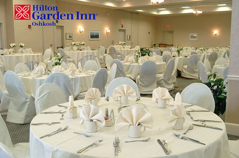 Hilton Garden Inn - Oshkosh