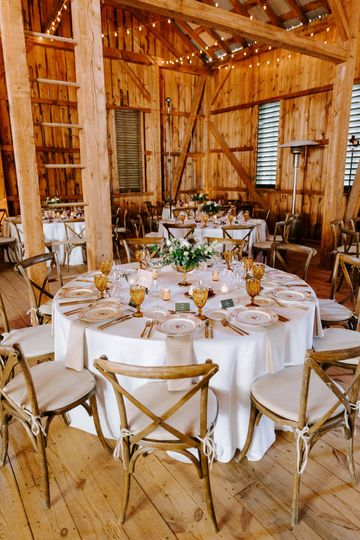 Personalized Wedding Reception