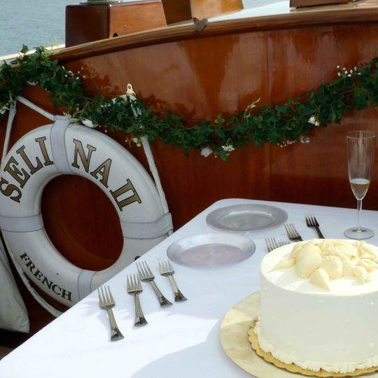 sail selina ii st michaels md small wedding intima