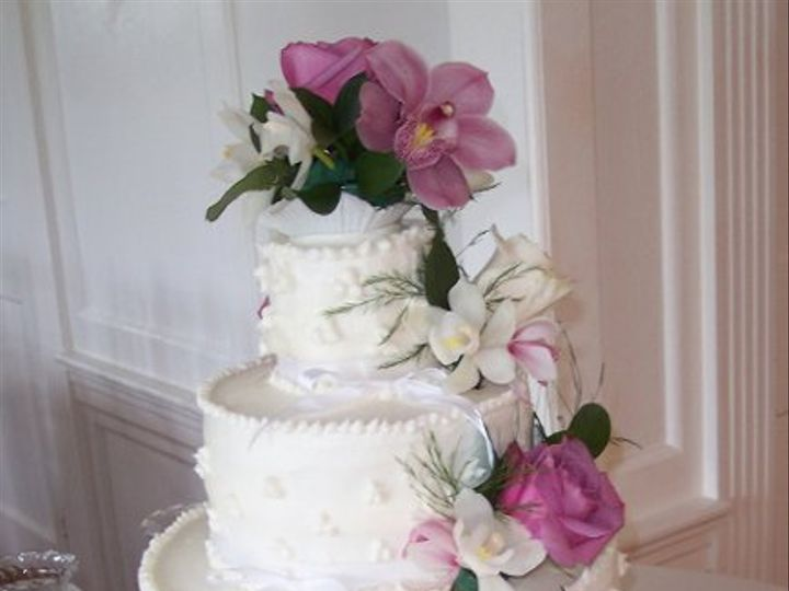 Tmx 1256256527078 1001480 Newburyport wedding cake