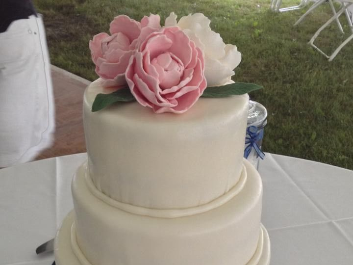 Tmx 1485554734824 Martha  Daves Cake Newburyport wedding cake