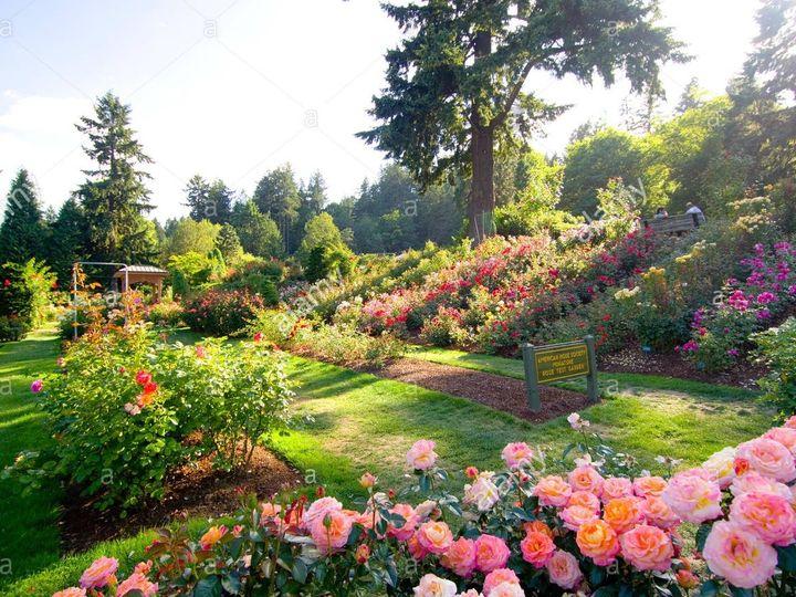Tmx International Rose Test Garden 51 1013320 1571359489 Portland, OR wedding rental