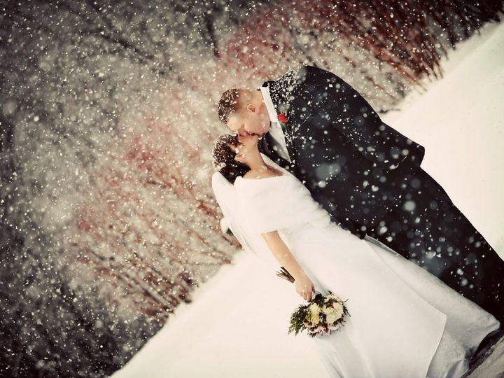 Tmx 1363289331730 SnowFlakeKiss Galena wedding venue