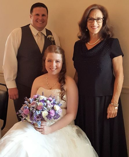 ann derleth peyden wedding