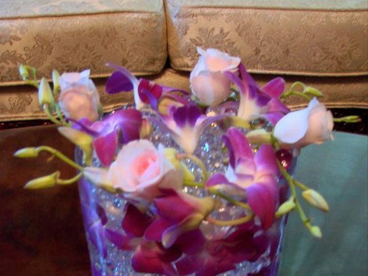 Tmx Bar Top Piece At Party 51 1007320 Dighton, MA wedding florist