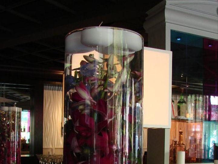 Tmx Bar Top Piece At Wedding Reception 51 1007320 Dighton, MA wedding florist