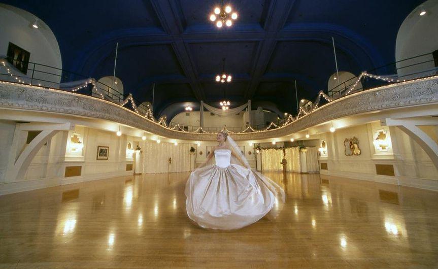 Adrianna Hill Grand Ballroom Venue Portland Or