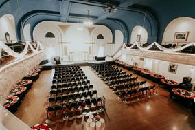 The Adrianna Hill Grand Ballroom