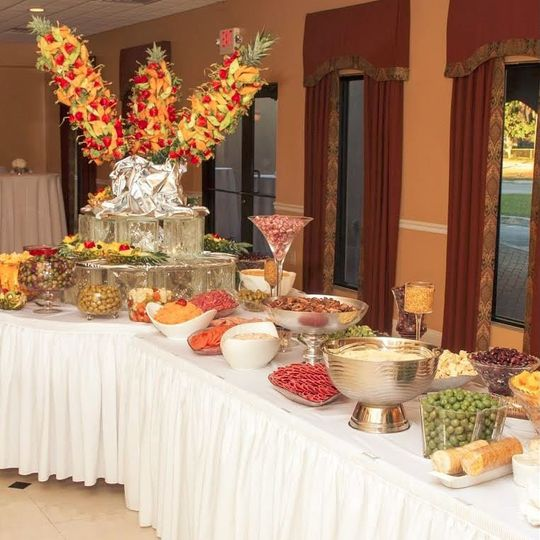 Find the best Jacksonville Wedding Caterers. WeddingWire offers reviews