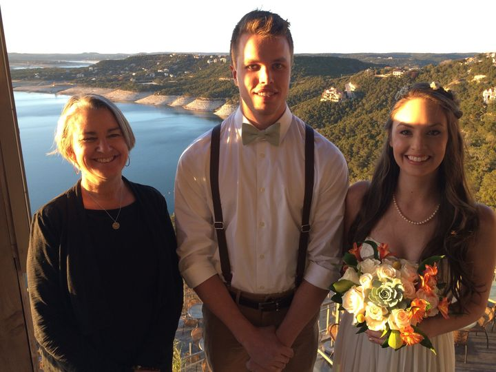 Tmx 1413775491348 2014 01 02 17.20.49 Austin, TX wedding officiant