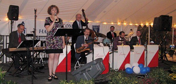 "Catskill Stompers, ""Small"" Big Band, 9 members, Small Jazz Band"