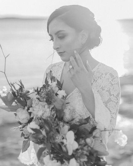 Wedding Hair by Liz