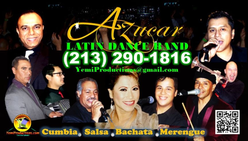 business card azucar band 2019 51 749320 1561049993