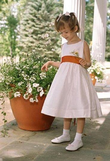 classic flower girl dresses for girls 2 - 12 from a little indulgence