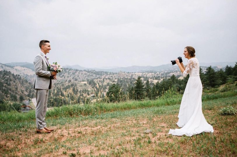 Stone Mountain Lodge Wedding