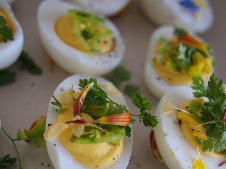 Tmx 1464304416068 Stuffed Eggs Berkeley wedding catering