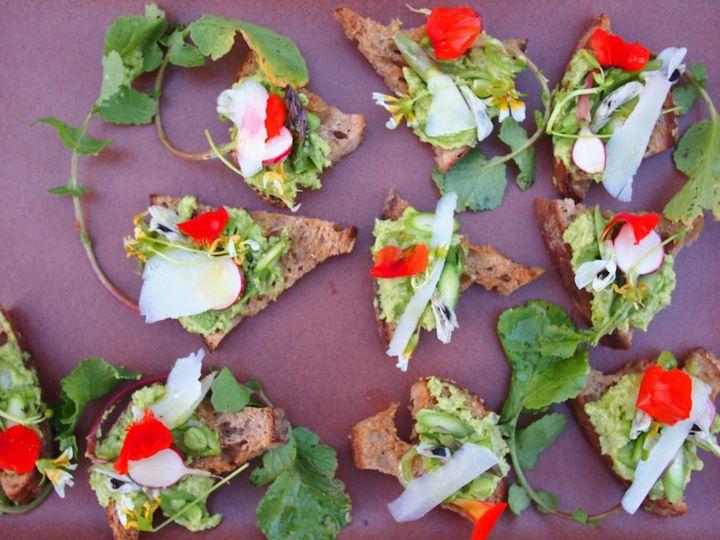Tmx 1464304650371 Nj Spring On Toast 1 Berkeley wedding catering