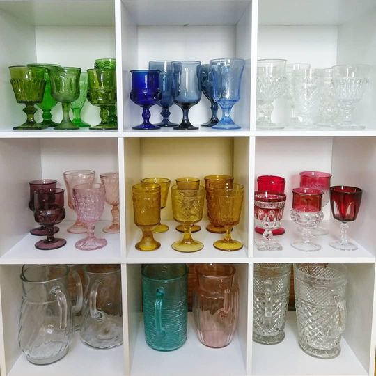 Some of our goblets