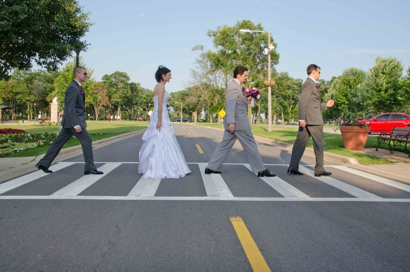 Beatles Abbey road post