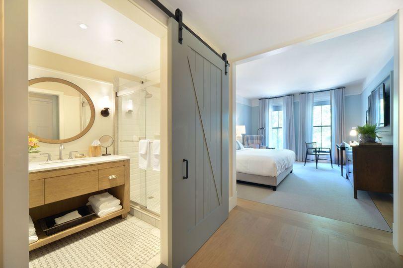 Guestroom facilities