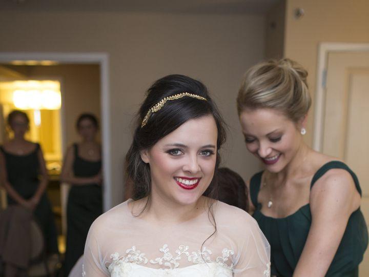 Tmx 1395834742385 Kacie And Tim04 Buffalo wedding beauty