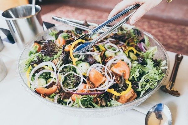 Tmx 1514423393594 Salad Aptos, CA wedding catering