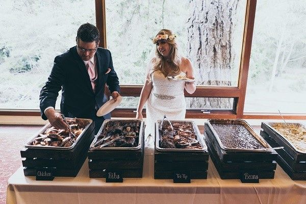 Tmx 1514423404850 Buffet Line 2 Aptos, CA wedding catering