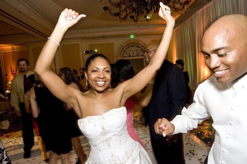 JetBlue Ritz Carlton Wedding
