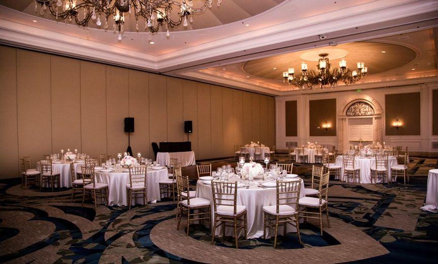 Ritz-Carlton Reception