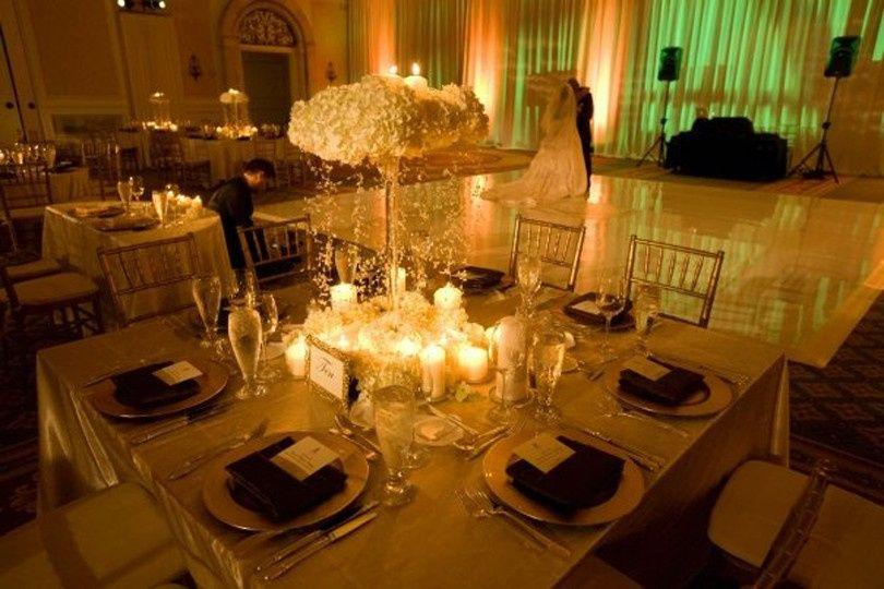 Ritz-Carlton Orlando Wedding