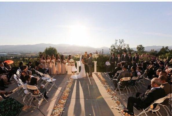 Wedding cremony venue