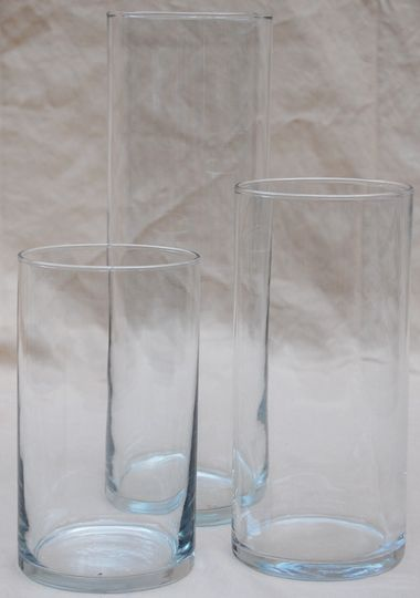 Glass samples