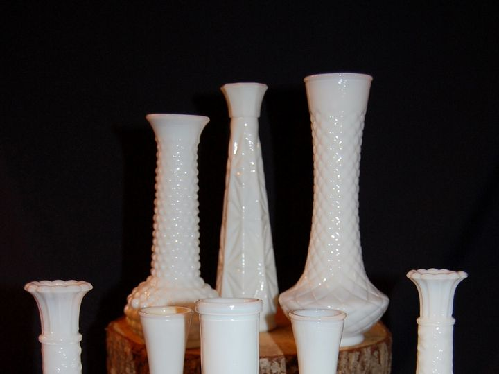 Tmx 1436995210058 Milk Glass Vases Orting, WA wedding rental