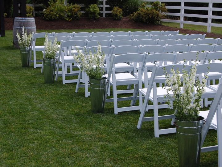 Tmx 1490414004083 Aisle Of Buckets Orting, WA wedding rental