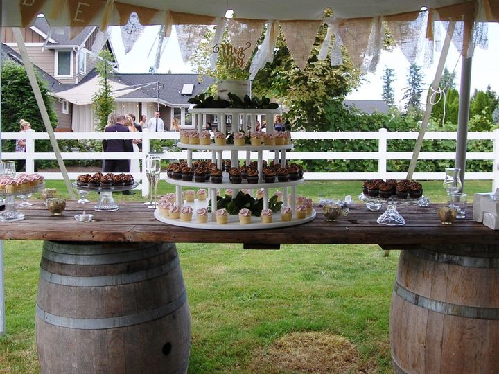 Tmx 1490414051413 Dessert Table Orting, WA wedding rental