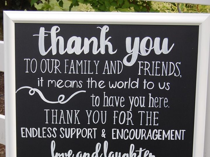 Tmx 1490414143286 Thank You Sign Orting, WA wedding rental